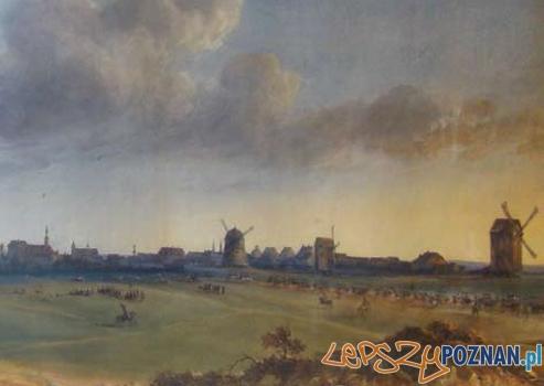 J. Fort, Wkroczenie Francuzów do Poznania 6 listopada 1806 roku. Fot. archiwum Wersalu
