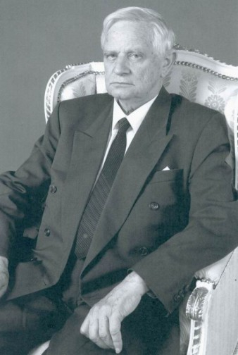 Profesor Zbigniew Radwański Foto: amu.edu.pl