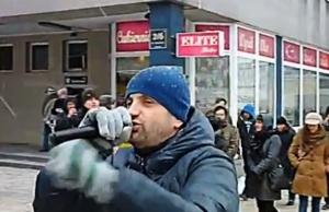 """Dobromir """"Mak"""" Makowski na Półwiejskiej Foto: Dobromir """"Mak"""" Makowski na Półwiejskiej"""