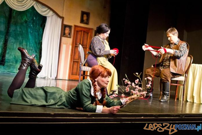 Ania z Zielonego Wzgórza w Teatrze Muzycznym Foto: Studio FOTOBUENO.pl / Teatr Muzyczny