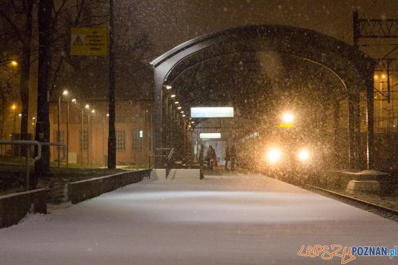 Dworzec letni - peron 4b  Foto: lepszyPOZNAN.pl / Piotr Rychter