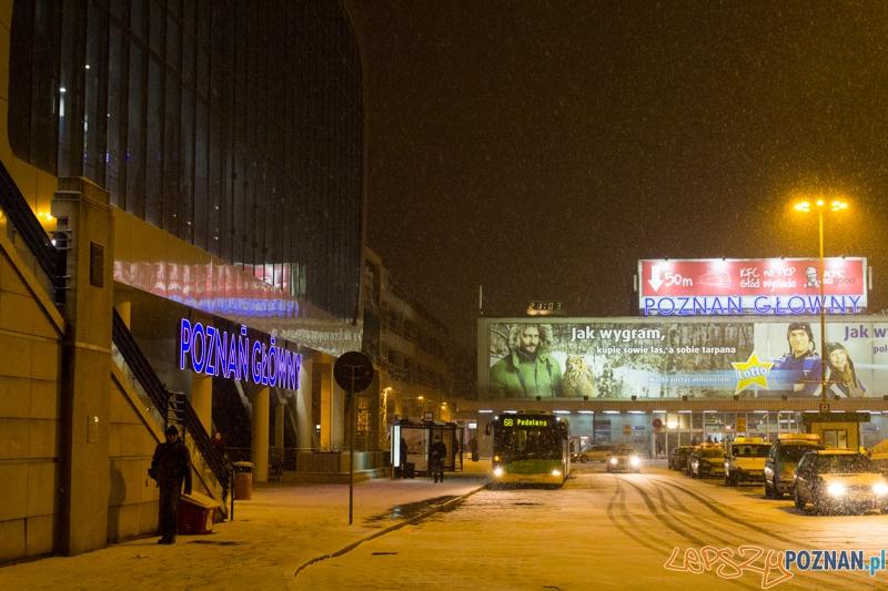 Dworzec Główny - Poznań City Center  Foto: lepszyPOZNAN.pl / Piotr Rychter