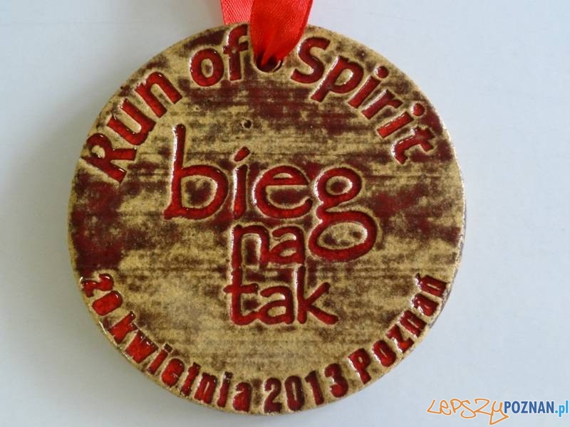Run Of Spirit - Bieg Na Tak!  Foto: