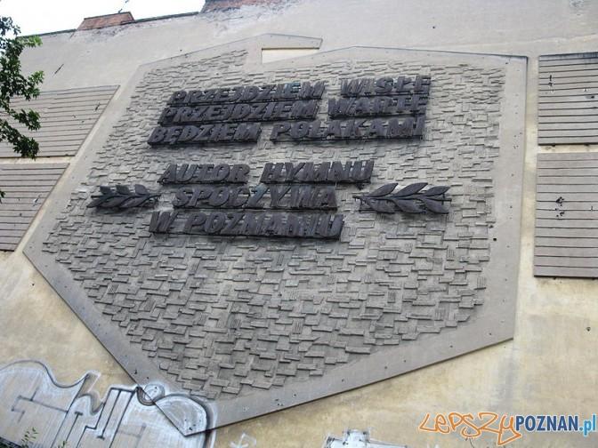 Autor hymnu spoczywa w Poznaniu Foto: wikipedia