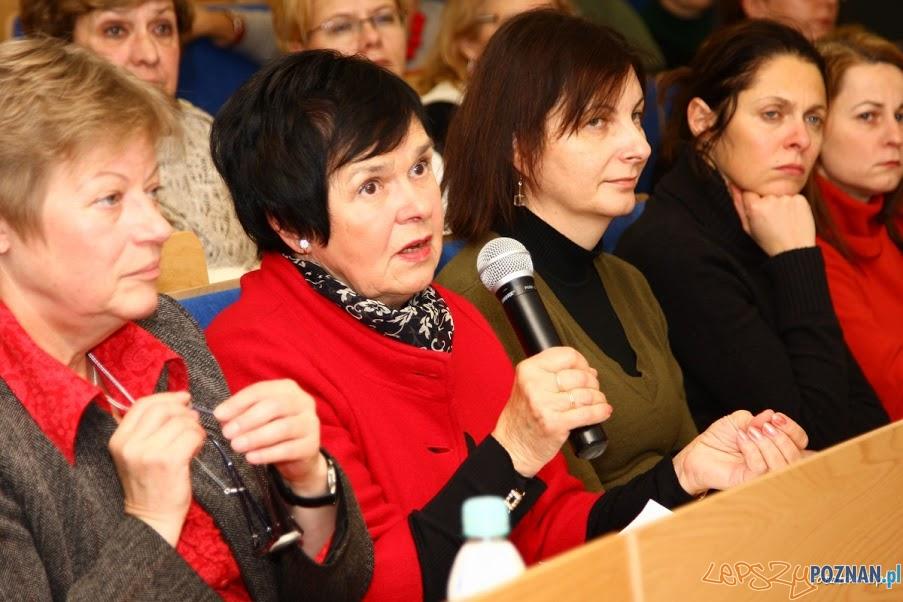 Zajęcia Uniwersytetu Każdego Wieku  Foto: Tamara Tyrańska