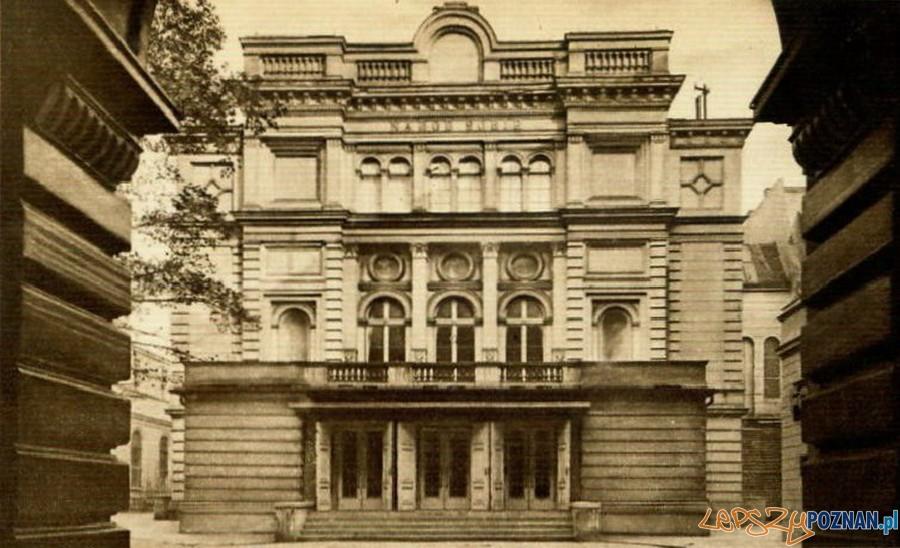 Teatr Polski w Poznaniu XIX w