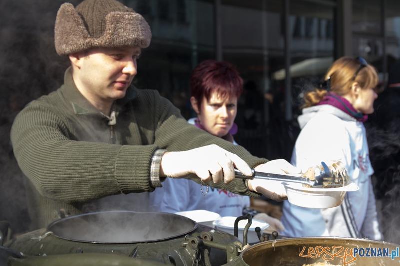 Jubileuszowy 20-ty Kaziuk Wileński - Stary Rynek 3.03.2013 r. Foto: lepszyPOZNAN.pl / Piotr Rychter