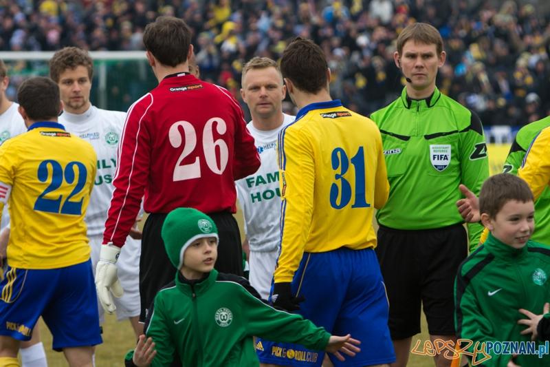 18. kolejka I ligi - Warta Poznań - Arka Gdynia  Foto: lepszyPOZNAN.pl / Piotr Rychter