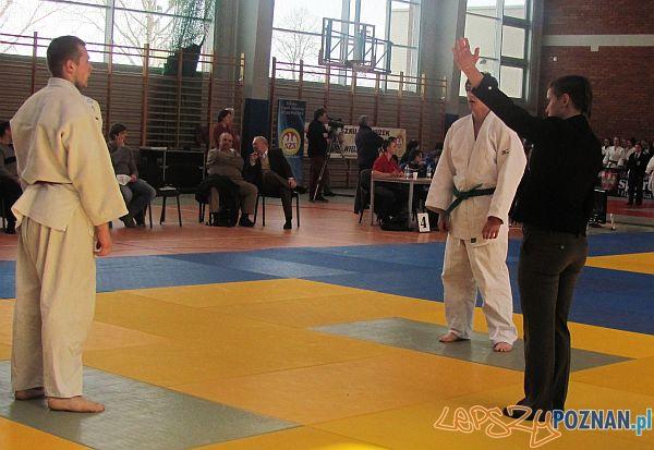 Pucharu Polski w Judo Suchy Las 2013  Foto: