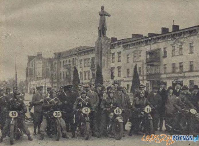 Rajd Unji 26.04.1931 Foto: Ilustracja Poznańska / WBC