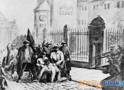 Krwawy protest kolejarzy 26.04.1920