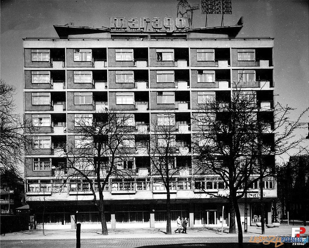 Kawiarnia marago lata 70 Foto: fotopolska