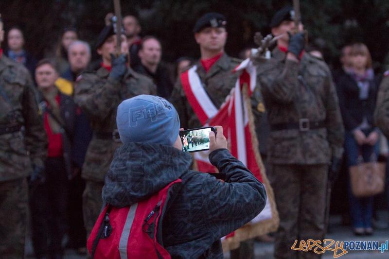 Święto 15. Pułku Ułanów Poznańskich - capstrzyk  Foto: lepszyPOZNAN.pl / Piotr Rychter