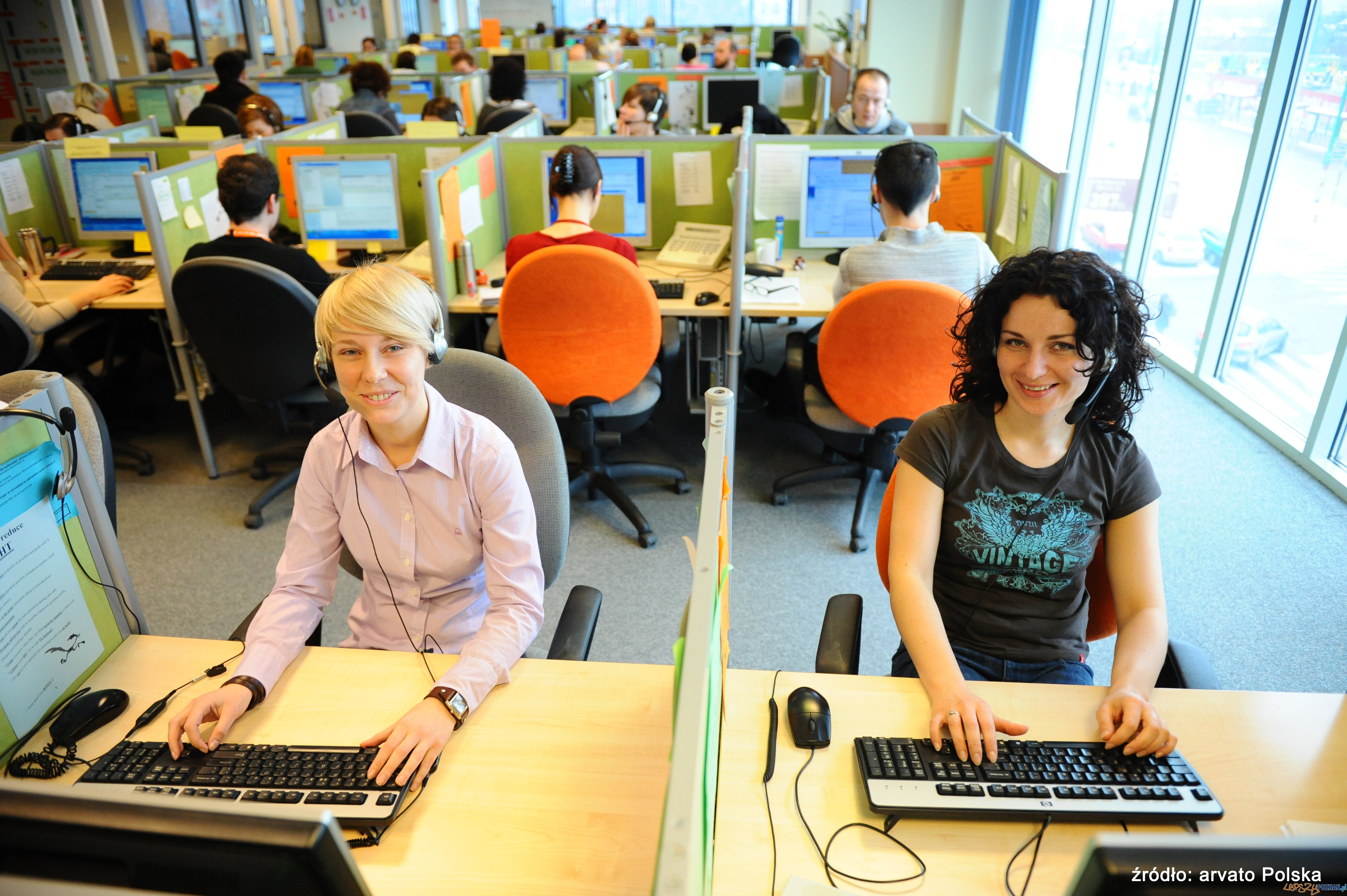 Contactcenter w Arvato