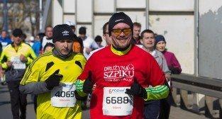 6. Poznań półmaraton - 7.04.2013 r.