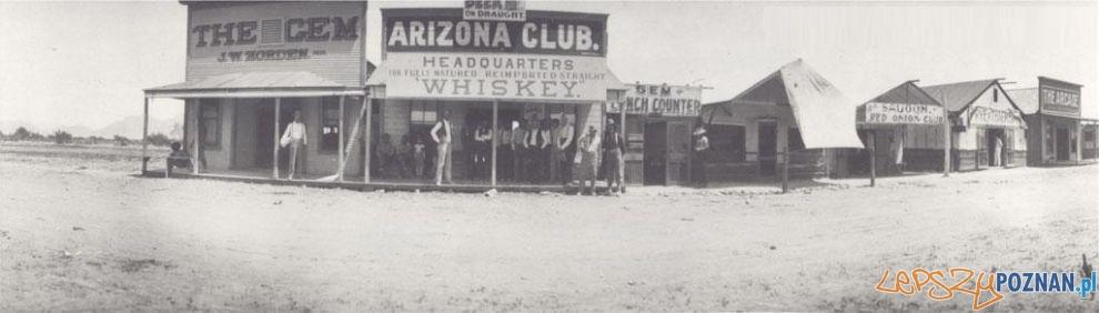 Arizona jeden z pierwszych klubów w LasVegas Foto: CC