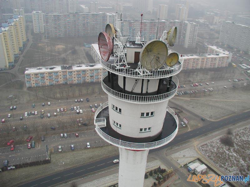 Wieża RTV Piatkowo  Foto: