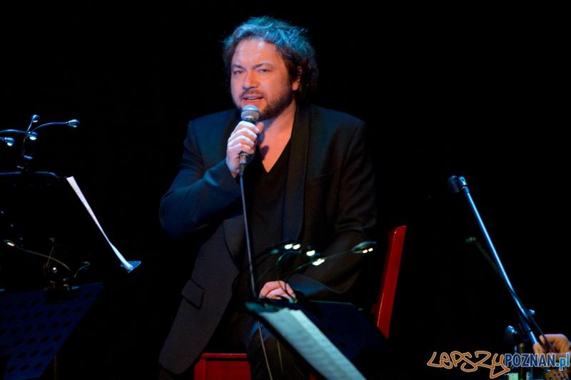 Mietek Szcześniak - Blue Note - 12.05.2013 r.  Foto: lepszyPOZNAN.pl / Piotr Rychter