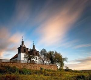 Kościół św. Mikołaja w Skokach Foto: Powiat Poznańki / Mirosław Grobelski