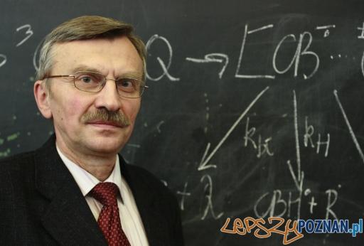 Bronisław Marciniak, rektor UAM Foto: materiały prasowe UAM