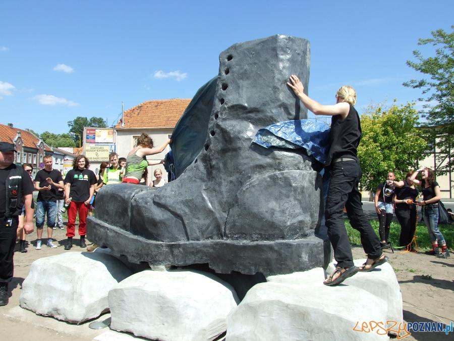 Pomnik Glana w Jarocinie  Foto: www.jarocin.pl