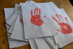 Red Hand Day Foto: facebook/redhanddaypolska