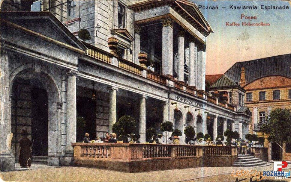 Arkadia w Poznaniu, poczatek XX wieku Foto: fotopolska