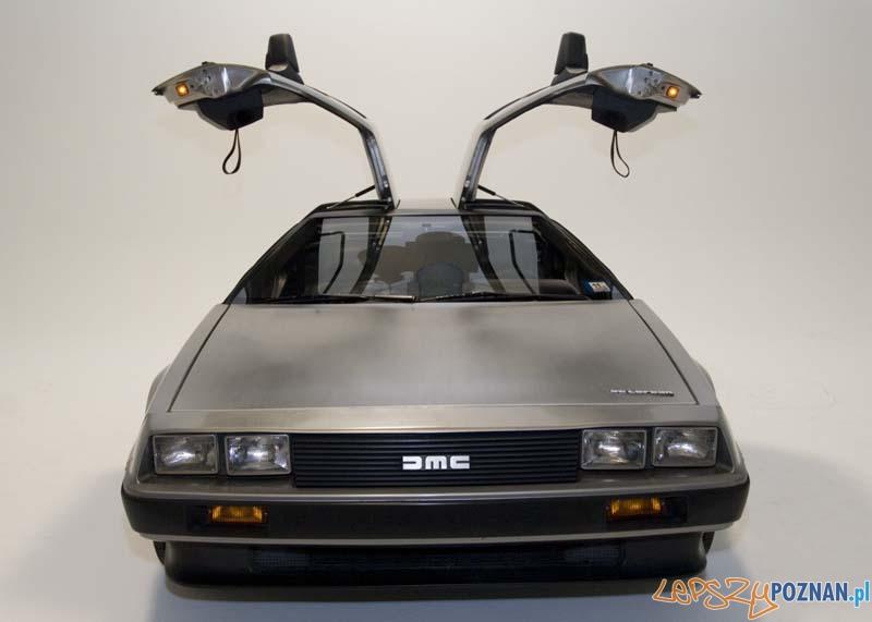 DeLorean_DMC-12 Foto: wikipedia CC