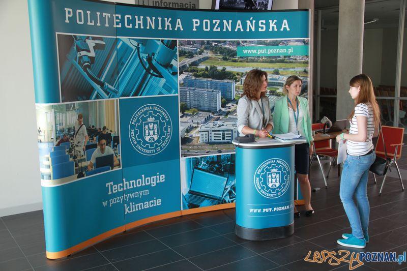 Politechnika się promuje Foto: Wojciech Jasiecki