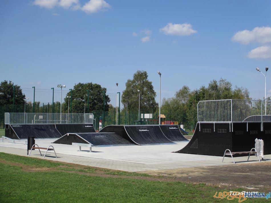 Skatepark w Kętach  Foto: Techramps