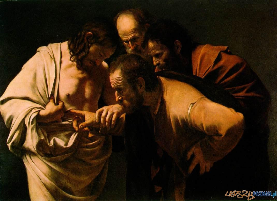 Niewierny Tomasz - Caravaggio