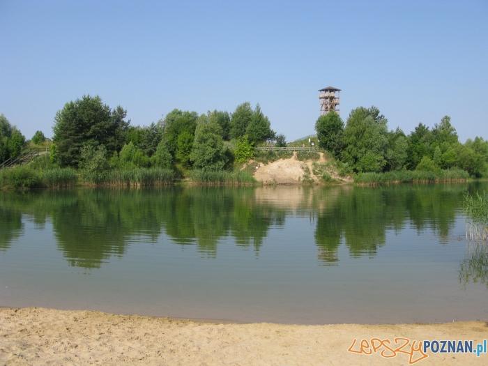 Kąpielisko na tzw. Gliniankach Foto: Urząd Miejski w Mosinie