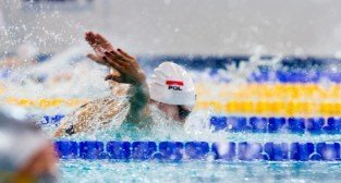 Mistrzostwa Europy Juniorów w Pływaniu - Termy Maltańskie