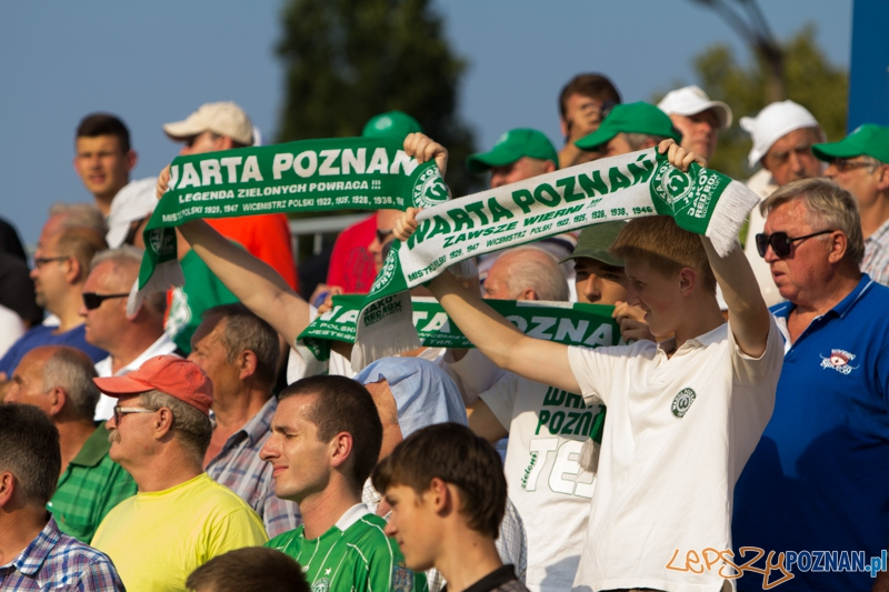 Warta Poznań - Zagłebie Sosnowiec - 27.07.2013 r.  Foto: lepszyPOZNAN.pl / Piotr Rychter