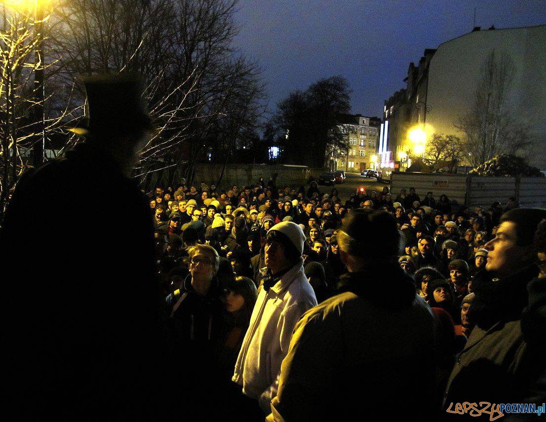 Straszna wycieczka po Poznaniu  Foto: wojman.bloog.pl / Wojciech Mania