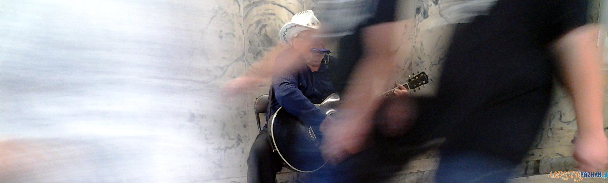 Pan Tadeusz - muzyk uliczny