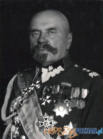 Generał Daniel Konarzewski (1871-1935) Foto: wikipedia CC