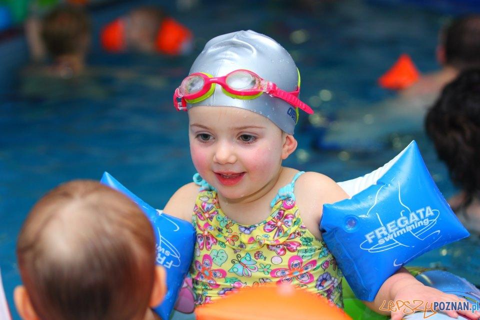 Nauka pływania w Szkole Fregata  Foto: