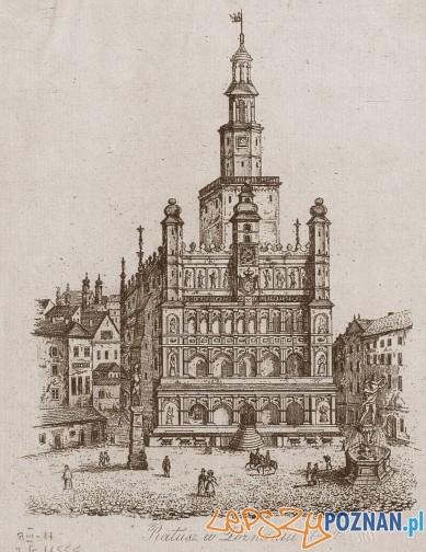 Ratusz w Poznaniu 1514 Foto: fotopolska