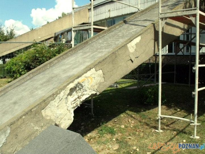Rozpoczął się remont Hali Arena Foto: lazarz.pl / Janusz Ludwiczak