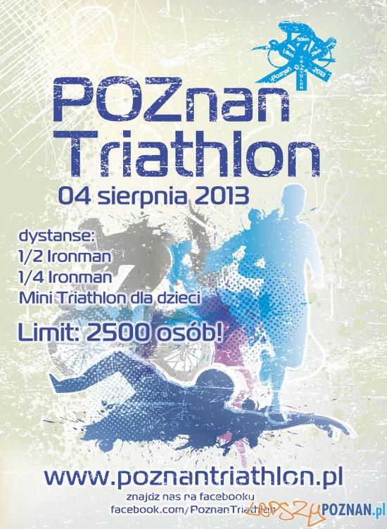Poznań Triathlon 2013  Foto: Poznań Triathlon 2013
