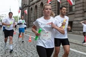 Poznań Business Run - 15.09.2013 r. Foto: LepszyPOZNAN.pl / Paweł Rychter