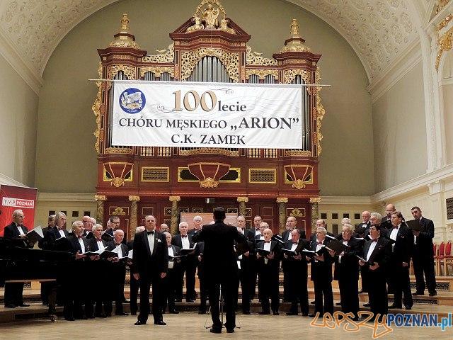 100 lat Chóru Arion Foto: www.arion.poznan.pl