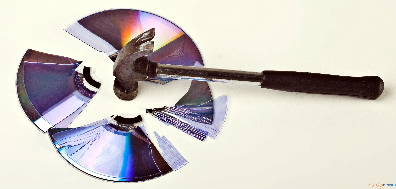 Płyta CD  Foto: sxc