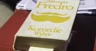 Narodowe czytanie dzieł Aleksandra Fredry