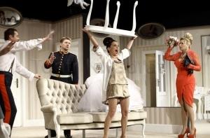 Ślub doskonały Foto: Teatr Kwadrat