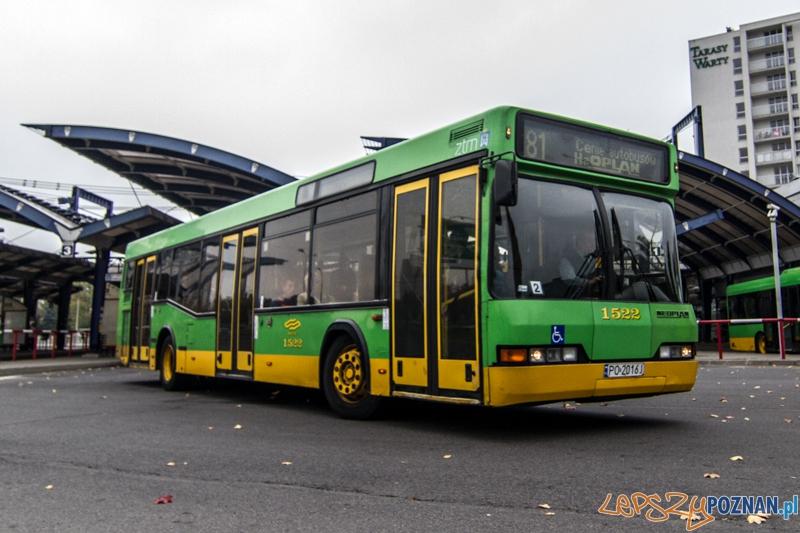 MPK żegna autobusy Neoplan - Poznań 12.10.2013 r.
