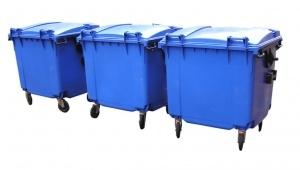 pojemniki na śmieci Foto: sxc