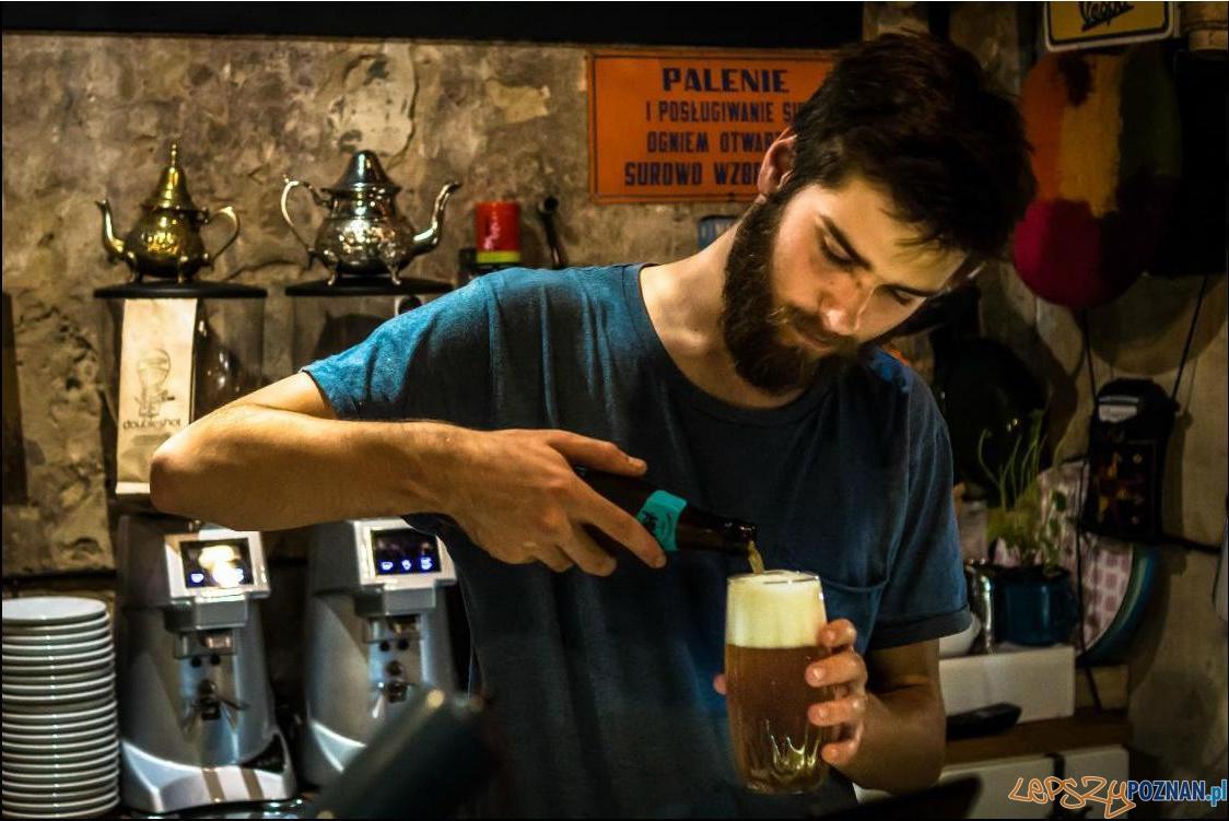 Cafe La Ruina w Poznaniu