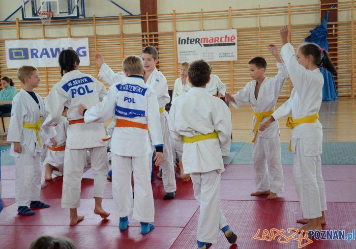 Młodzi judocy z Poznania wracają z medalami z kolejnego turnieju  Foto: PKS OLIMPIA